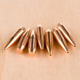 Hornady .224 Diameter Bullets - 75 Grain HPBT MATCH - 500 Count