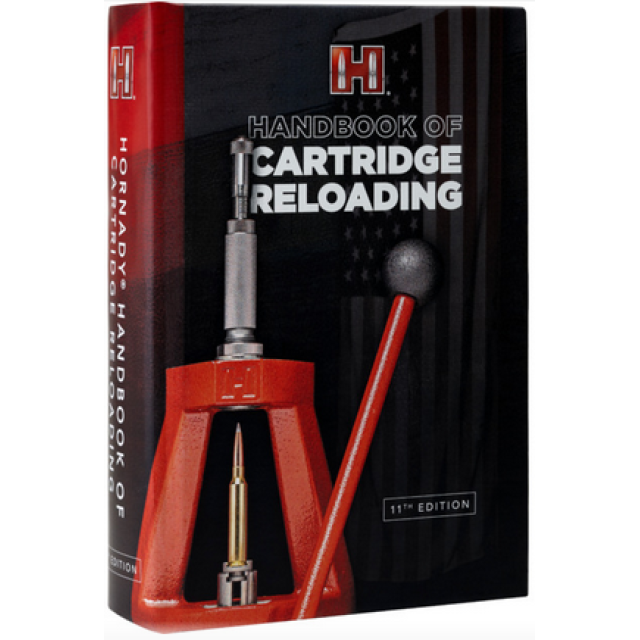 Image of Hornady 11th Edition Handbook of Cartridge Reloading